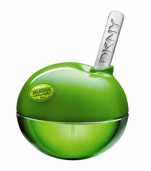 Delicious Candy Apples Sweet Caramel EDP